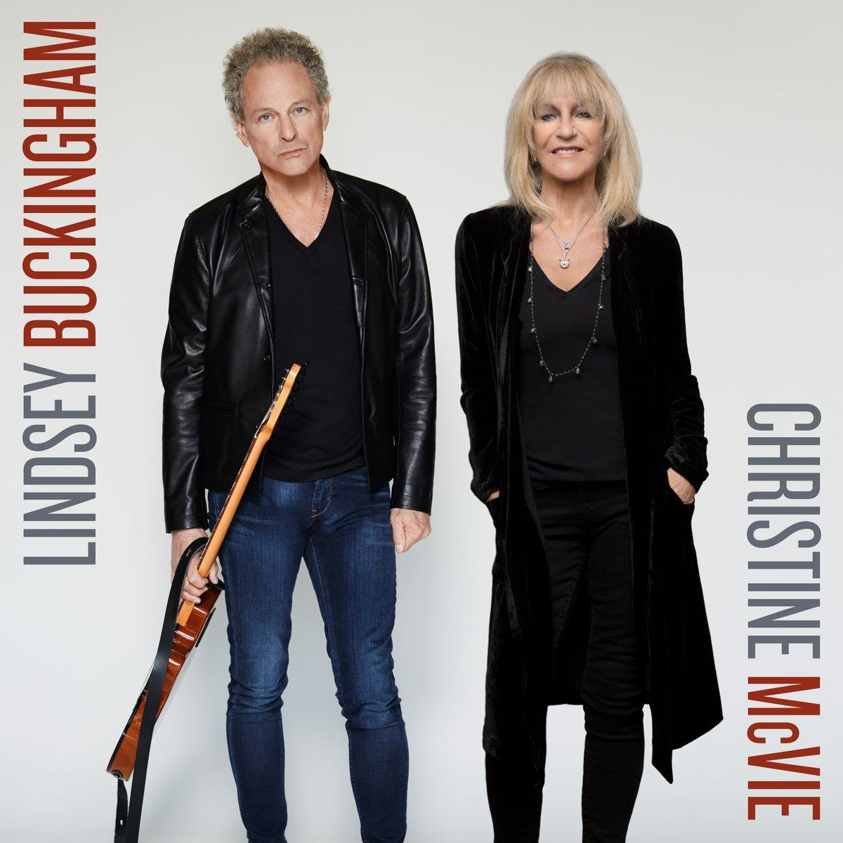 0190295828301 Atlantic  Lindsey Buckingham/ Christine McVie Lindsey Buckingham/ Christine McVie (LP)