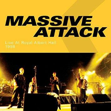 LETV218LP Let Them Eat Vinyl  Massive Attack Live at the Royal Albert Hall (2LP)