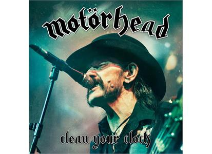 0190296997099 UDR  Motörhead Clean Your Clock (2LP)