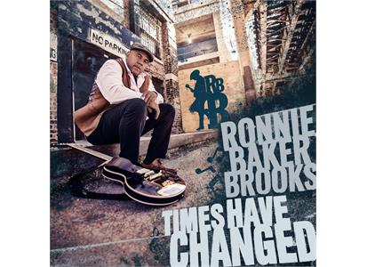 0819873014171 Provogue  Ronnie Baker Brooks Times Have Changed (LP)