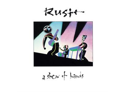 4711830 Universal  Rush A Show of Hands (LP)
