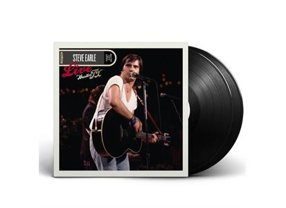NW5158 New West  Steve Earle Live From Austin TX (2LP)