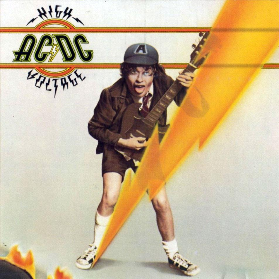 SME 5107591 Sony  AC/DC High Voltage (LP)