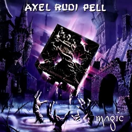 18361 Steamhammer  Axel Rudi Pell Magic (2LP+CD)
