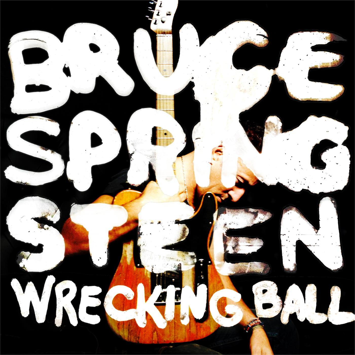 88691942541 Sony  Bruce Springsteen Wrecking Ball (2LP)