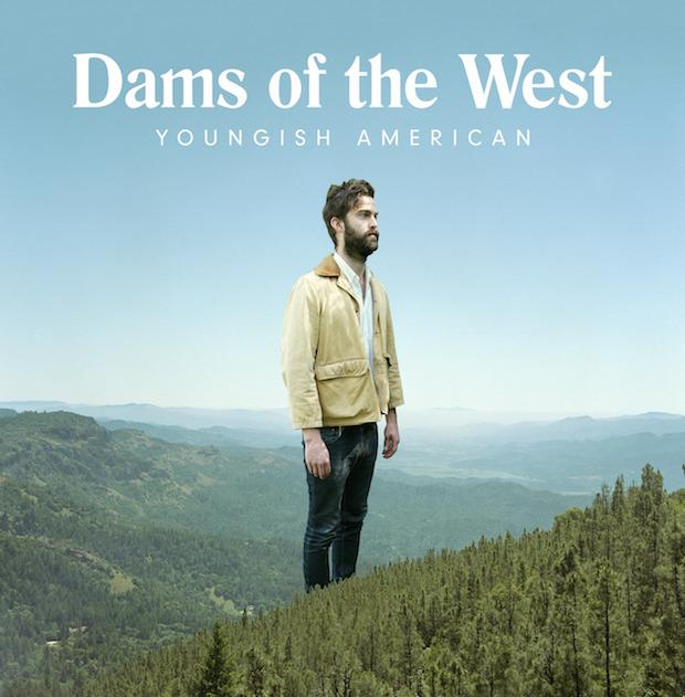 88985407411 Columbia  Dams of the West Youngish American (LP)