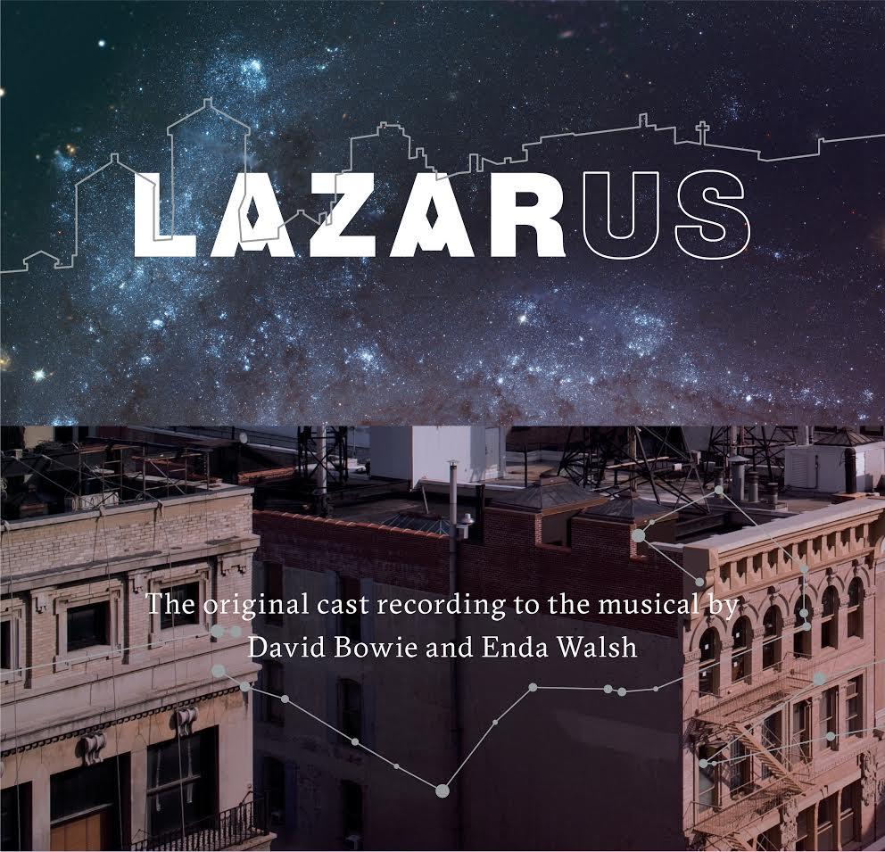 88985374551 Sony  David Bowie Lazarus (3LP)