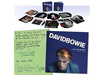 0190295989835 Parlophone  David Bowie Who Can I Be Now? 1974 -1976 (13LP)
