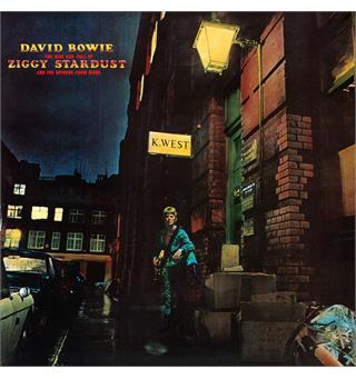 David Bowie The Rise and Fall of Ziggy Stardust (LP)