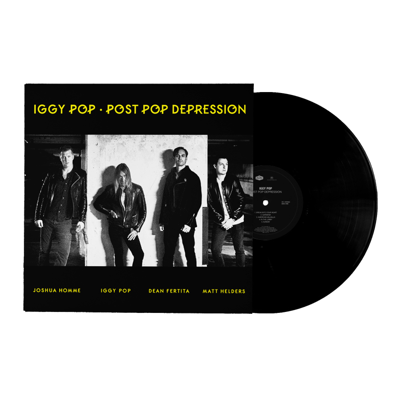 4777822 Caroline  Iggy Pop Post Pop Depression (LP)