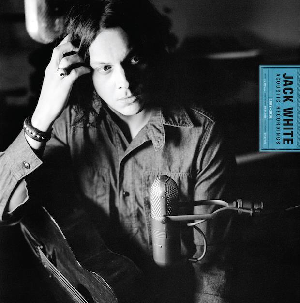 TMR387 Third Man  Jack White Acoustic Recordings 1998-2016 (2LP)
