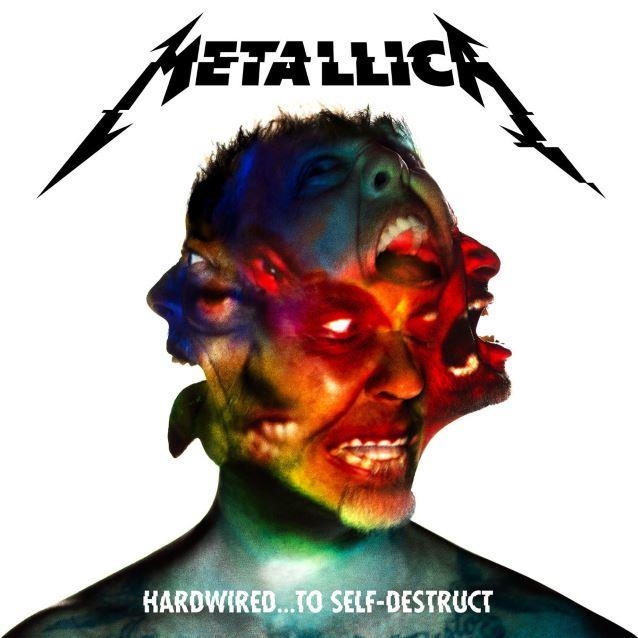 5715641 Virgin  Metallica Hardwired... To Self-Destruct (2LP)