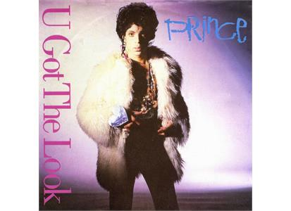 0075992072700 Warner  Prince U Got the Look (12'')