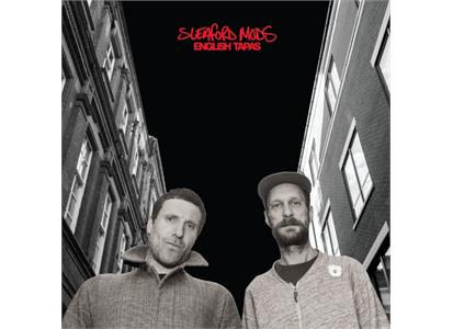 RTRADLP925 Rough Trade  Sleaford Mods English Tapas (LP)