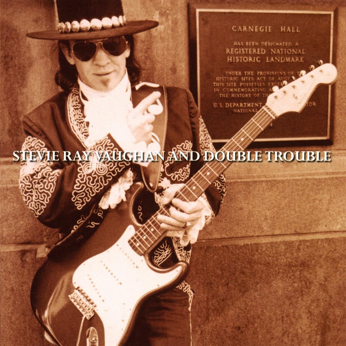 MOVLP1316 Music on Vinyl  Stevie Ray Vaughan & Double Trouble Live at Carnegie Hall (2LP)
