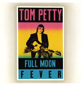 Tom Petty Full Moon Fever (LP)