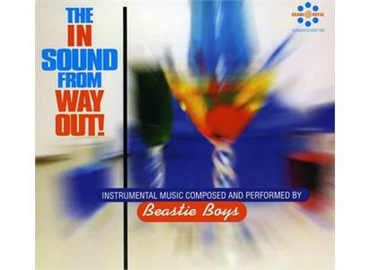 772792 Capitol  Beastie Boys In Sound From Way Out (LP)