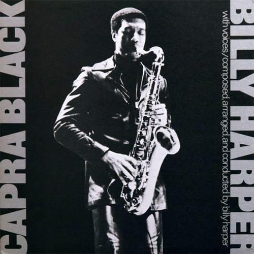 PUPS19739 Pure Pleasure  Billy Harper Capra Black (LP)