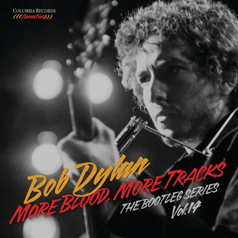 0190758589718 Columbia  Bob Dylan Bootleg Series 14: More Blood... (2LP)