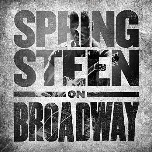 0190759043714 Columbia  Bruce Springsteen On Broadway (4LP)