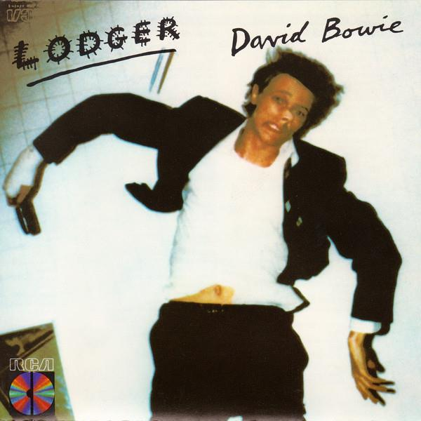 0190295842673 Parlophone UK Catalog  David Bowie Lodger (LP)