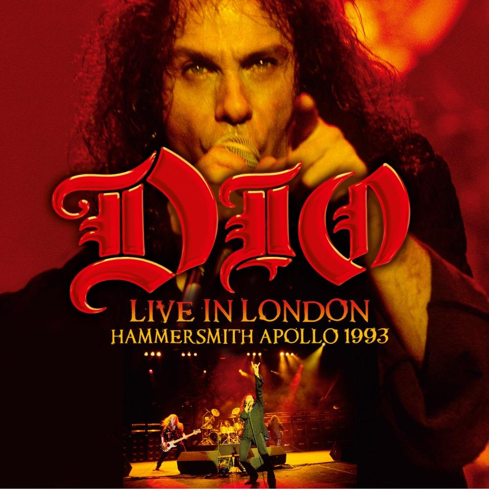 0212930EMX Rock Classics  Dio Live in London: Hammersmith... (2LP+2CD)