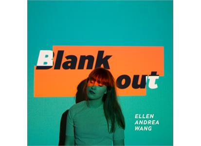 3779199 Jazzland Recordings  Ellen Andrea Wang Blank Out (LP)