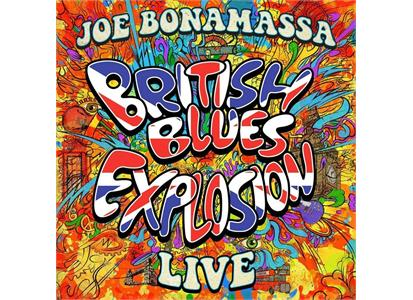 0819873016878 Provogue  Joe Bonamassa British Blues Explosion Live (3LP)