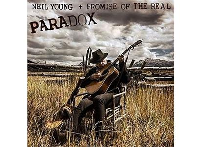 RPRW565704 Reprise  Neil Young + Promise of The Real / OST Paradox (2LP)