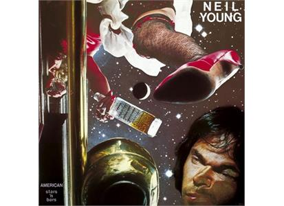 093624917595 Reprise  Neil Young American Stars 'N Bars (LP)