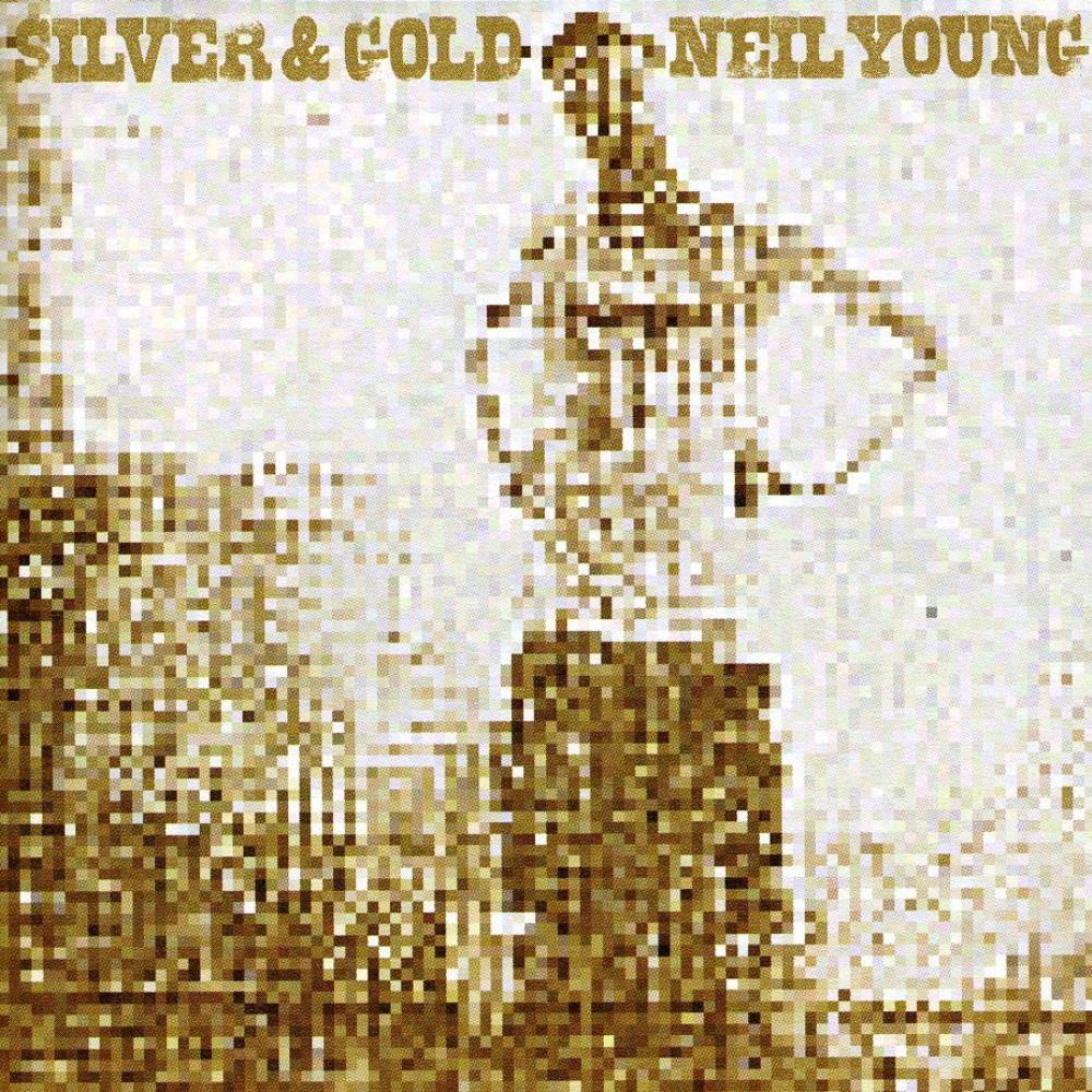 9362473051 Warner Bros.  Neil Young Silver & Gold (LP)