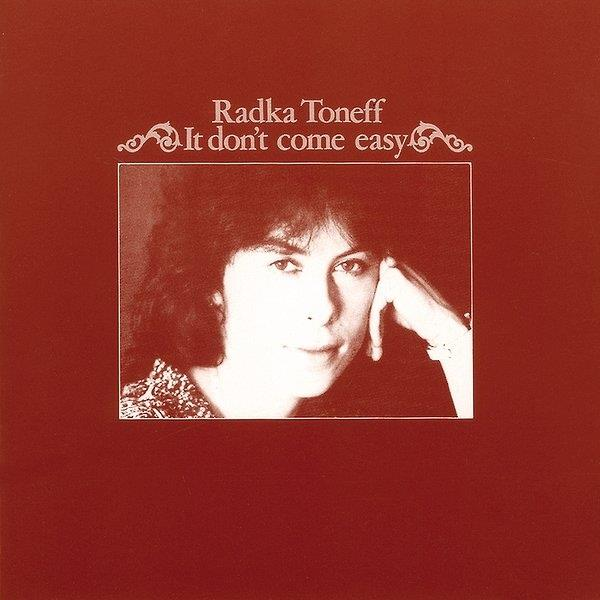 060253708446 Universal  Radka Toneff It Don't Come Easy (LP)