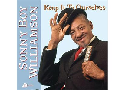 AAPB036-45 Analogue Productions  Sonny Boy Williamson Keep It To Ourselves (2LP)