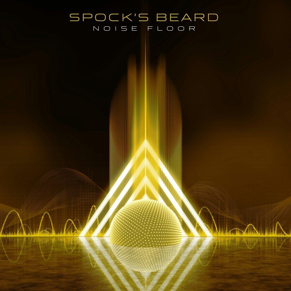 0190758470115 Inside Out  Spock's Beard Noise Floor (2LP)