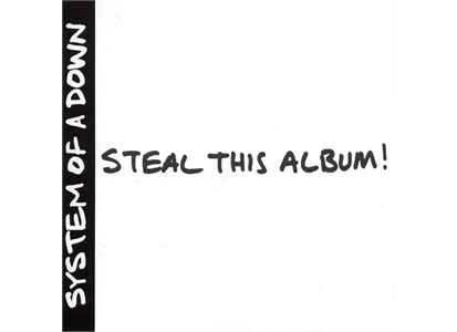 19075865621 American  System of a Down Steal This Album! (2LP)
