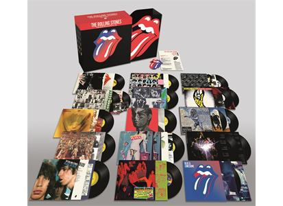 0602557974867   The Rolling Stones Studio Albums Collection 71-2016 (20LP)