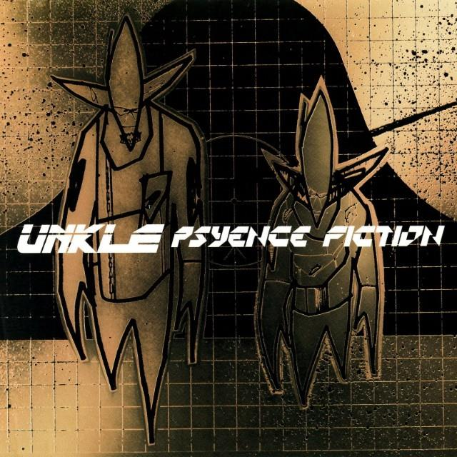 060256759386 Universal  Unkle Psyence Fiction (2LP)