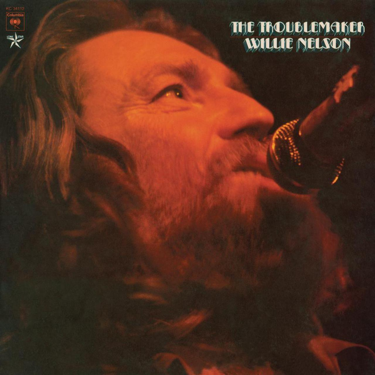 19075873841 Legacy Recordings  Willie Nelson Troublemaker (LP)