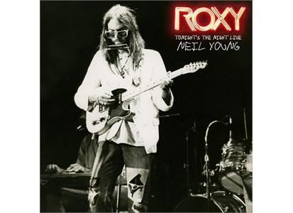 0093624907008 Reprise  Neil Young Roxy - Tonight's The Night Live (2LP)
