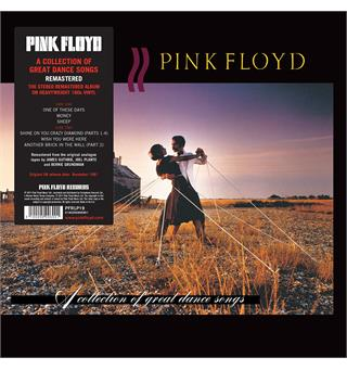 Pink Floyd A Collection Of Great Dance Songs (LP)