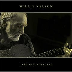 Willie Nelson Last Man Standing (LP)