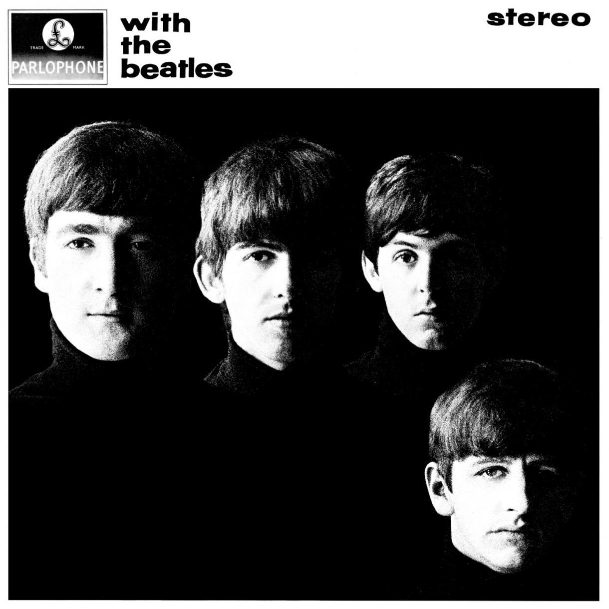 946 3824201 EMI  Beatles With The Beatles (Remaster 2009) (LP)