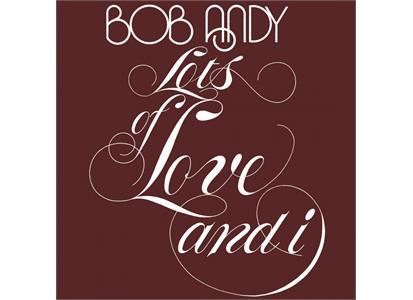 MOVLP2258 Music on Vinyl  Bob Andy Lots of Love and I (LP)
