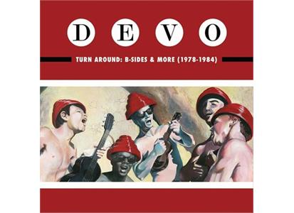 ROGV043 Run Out Groove  Devo Turn Around: B-Sides and More 78-84 (LP)