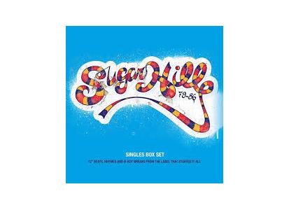 4050538347074 Sugar Hill  Diverse Artister The Sugar Hill Singles Box Set (4x12'')