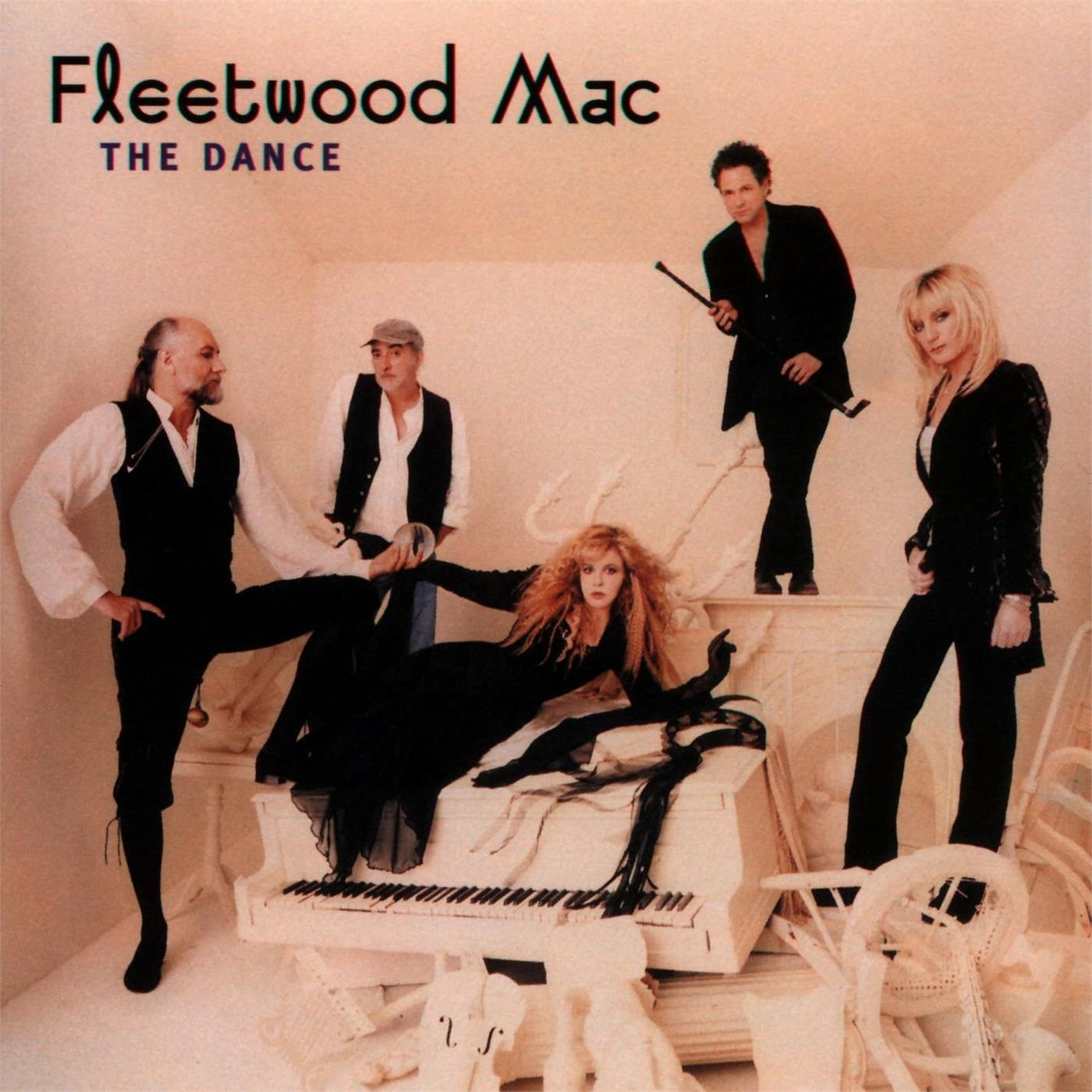 0603497856824 Rhino  Fleetwood Mac The Dance (2LP)