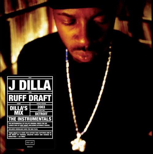 PAY16 Pay Jay  J Dilla Dilla's Mix The Instrumentals (LP)