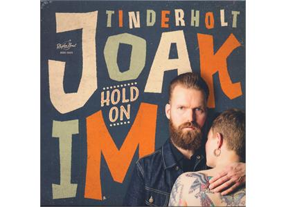 LP20016 Rhythm Bomb  Joakim Tinderholt Hold On (LP)