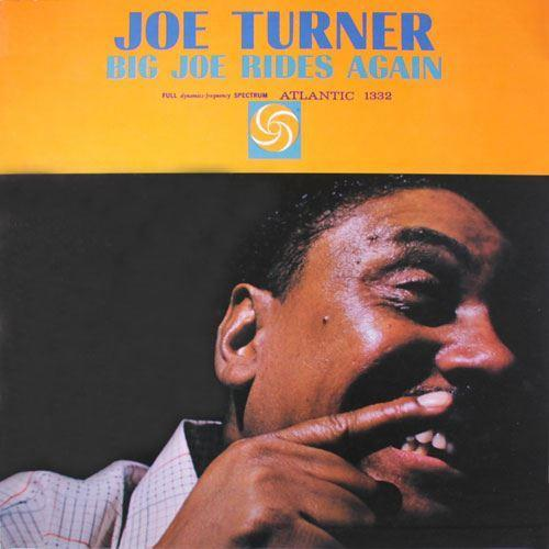 SD1332 Speakers Corner  Joe Turner Big Joe Rides Again (LP)