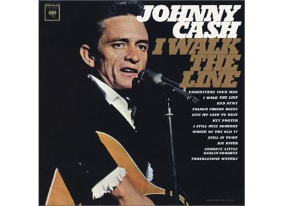 88985446241 Legacy Recordings  Johnny Cash Walk the Line: Greatest Hits (LP)